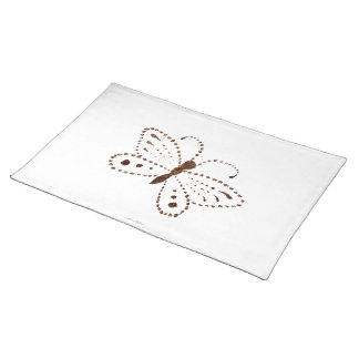 Dotted Butterfly Placemat