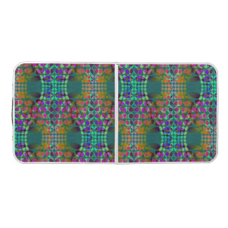 Dotted Orderly Chaos Wallpaper colored + your idea Pong Table