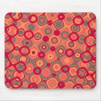 Dotty 'Orange 9' mousepad