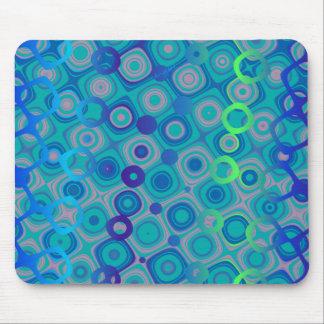 Dotty 'Pretty Blue 1' mousepad