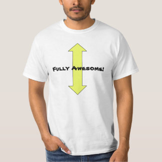 Double Arrow, Fully Awesome! T-Shirt