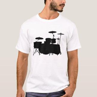 Double Bass II - Black on Light T-Shirt