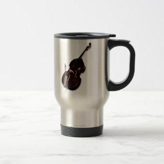 Double Bass - Travel Mug