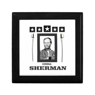 double blade Sherman cw Keepsake Boxes