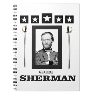 double blade Sherman cw Spiral Note Books