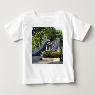 Double bridges, Guilin, China Baby T-Shirt