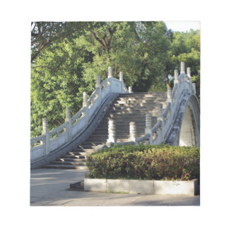 Double bridges, Guilin, China Notepad