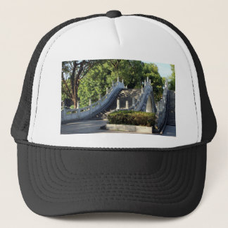 Double bridges, Guilin, China Trucker Hat