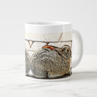 Double Bunnies Coffee Mug