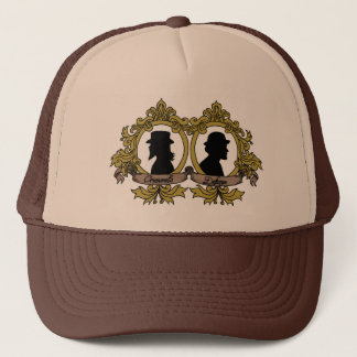 Double Cameo Hat