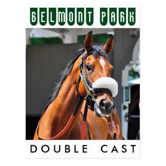 Double Cast by Fleetphoto Postcard