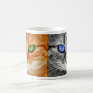 Double Cat Magic Mug