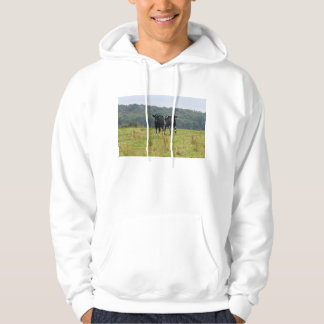 Double Cattle Troube Hoodie