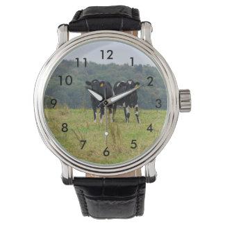 Double Cattle Troube Watch