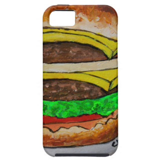 Double Cheeseburger Case For The iPhone 5
