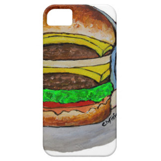 Double Cheeseburger iPhone 5 Covers