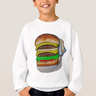 Double Cheeseburger Sweatshirt