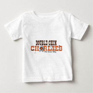 Double Chin Charlies Logo Apparell, Light Colors Baby T-Shirt