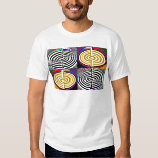 Double Choukuray - Karuna Reiki Sign T Shirts