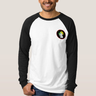 Double Cockatoo Raglan T-Shirt