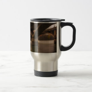 Double Crossing Travel Mug
