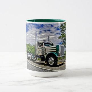 Double D Peterbilt 379 Mug