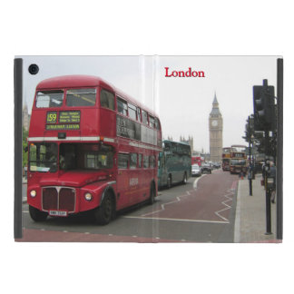 Double-Decker Bus London England Cover For iPad Mini