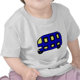 Double Decker Bus Tshirt