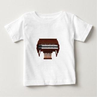 Double Decker Organ: 3D Model: Baby T-Shirt