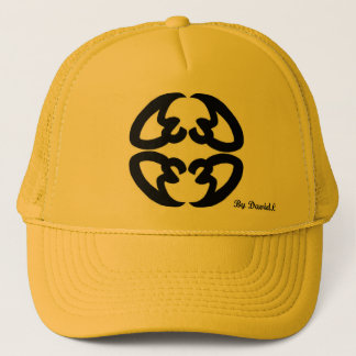 Double-Double D (By David.C) Trucker Hat