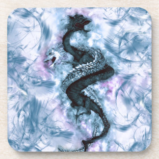 Double Dragon 4 Drink Coasters