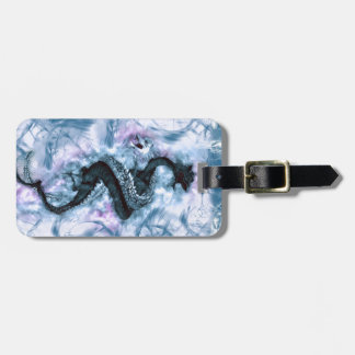 Double Dragon 4 Luggage Tag
