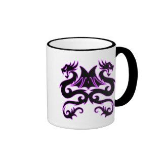 Double Dragon Coffee Mug