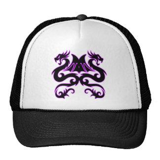 Double Dragon Mesh Hats