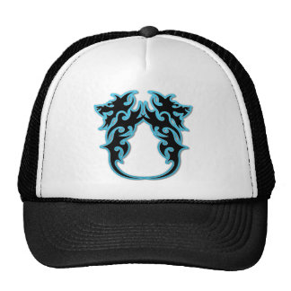 Double Dragons Hats