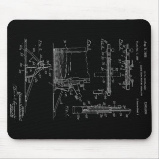 Double Drum Beating Apparatus pg 2 Mouse Pad