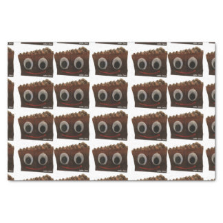 Double Dutch Choco Cake Face Tissue Paper