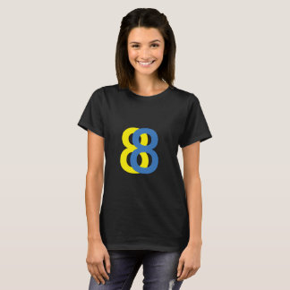 Double Eight Not Same T-Shirt