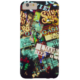 Double exposure, casino signs, Las Vegas, Barely There iPhone 6 Plus Case