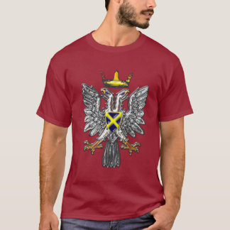 Double Headed Eagle -Leofric of Mercia T-Shirt