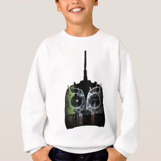 Double Image Black/Green Spektrum RC Radio Sweatshirt