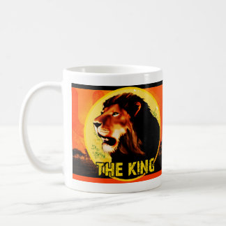 Double mug face The King
