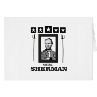 double onde entretenue de Sherman de lame Carte