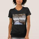 Double paysage de Londres T-shirt