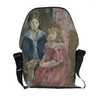 Double portrait of Charley and Jeannie Thomas, chi Commuter Bags