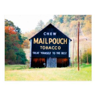 Double Purpose Barn Postcard