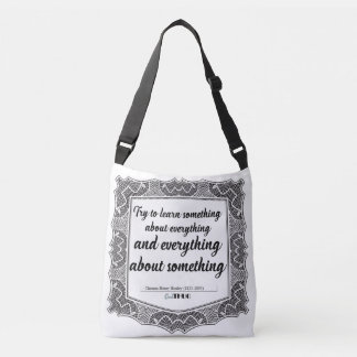 Double Quote Tote