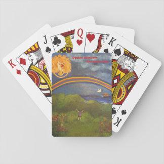 Double Rainbow Deck of Cards