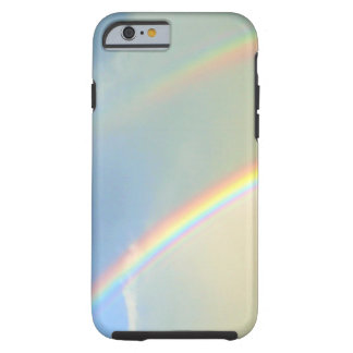 Double Rainbow Photography Tough iPhone 6 Case