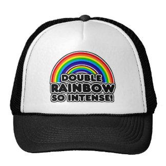 Double Rainbow so Intense Mesh Hat